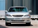 Фото авто Toyota Camry XV30,  цвет: серебряный