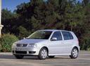 Фото авто Volkswagen Polo 3 поколение [рестайлинг], ракурс: 45