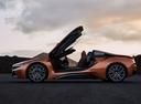 Фото авто BMW i8 I12 [рестайлинг], ракурс: 90 цвет: коричневый