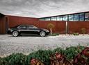 Фото авто Chrysler 300C 2 поколение, ракурс: 270 цвет: черный
