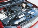 Фото авто Chevrolet Avalanche 1 поколение, ракурс: двигатель