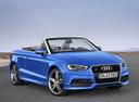 Фото авто Audi A3 8V, ракурс: 315 цвет: синий