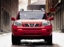 Фото авто Nissan X-Trail T30 [рестайлинг],  цвет: красный