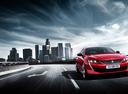 Фото авто Peugeot 508 2 поколение,  цвет: красный