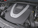 Фото авто Mercedes-Benz GL-Класс X164 [рестайлинг], ракурс: двигатель