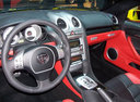 Фото авто Brilliance M3 1 поколение, ракурс: торпедо