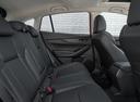 Фото авто Subaru Impreza 5 поколение, ракурс: задние сиденья