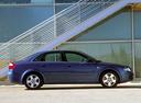 Фото авто Audi A4 B6, ракурс: 270 цвет: синий