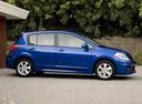 Фото авто Nissan Versa 1 поколение [рестайлинг], ракурс: 270