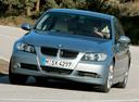 Фото авто BMW 3 серия E90/E91/E92/E93,  цвет: голубой