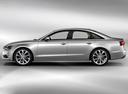Фото авто Audi A6 4G/C7, ракурс: 90 - рендер цвет: серый