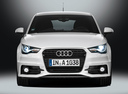 Фото авто Audi A1 8X,  цвет: белый