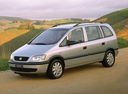 Фото авто Holden Zafira B, ракурс: 90