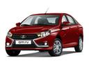 Новый ВАЗ (Lada) Vesta, красный , 2016 года выпуска, цена 725 000 руб. в автосалоне