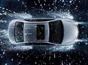 Фото авто Kia Cerato 1 поколение, ракурс: сверху цвет: серебряный