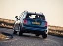 Фото авто Mini Countryman F60, ракурс: 135 цвет: синий