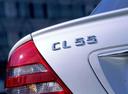 Фото авто Mercedes-Benz CL-Класс C215, ракурс: шильдик