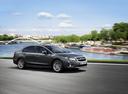 Фото авто Subaru Impreza 4 поколение, ракурс: 315 цвет: серый