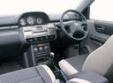 Фото авто Nissan Otti H91W, ракурс: рулевое колесо