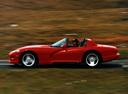 Фото авто Dodge Viper 1 поколение, ракурс: 90