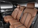 Фото авто Audi S8 D4 [рестайлинг], ракурс: задние сиденья