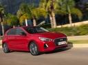 Фото авто Hyundai i30 PD, ракурс: 315 цвет: красный
