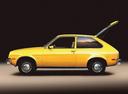 Фото авто Chevrolet Chevette 1 поколение, ракурс: 90