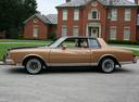 Фото авто Chevrolet Monte Carlo 3 поколение [2-й рестайлинг], ракурс: 90