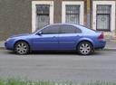 Фото авто Ford Mondeo 3 поколение, ракурс: 90 цвет: голубой