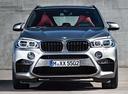 Фото авто BMW X5 M F85,  цвет: серебряный