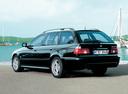 Фото авто BMW 5 серия E39 [рестайлинг], ракурс: 135 цвет: мокрый асфальт