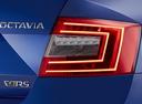 Фото авто Skoda Octavia 3 поколение, ракурс: задние фонари