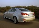 Фото авто Lexus IS XE20, ракурс: 135 цвет: серебряный