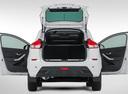 Фото авто ВАЗ (Lada) XRAY 1 поколение, ракурс: 180 цвет: белый
