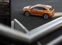 Фото авто DS 7 1 поколение, ракурс: 90 цвет: бронзовый
