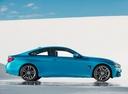 Фото авто BMW 4 серия F32/F33/F36 [рестайлинг], ракурс: 270 цвет: голубой