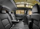 Фото авто Nissan Dualis J10, ракурс: задние сиденья