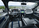 Фото авто Ford F-Series 12 поколение, ракурс: торпедо