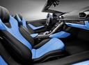 Фото авто Lamborghini Huracan 1 поколение, ракурс: сиденье