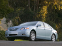 Фото авто Toyota Camry XV40, ракурс: 45 цвет: голубой