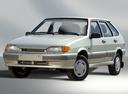 Фото авто ВАЗ (Lada) 2114 1 поколение, ракурс: 45 - рендер цвет: бежевый