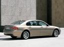 Фото авто BMW 7 серия E65/E66, ракурс: 225 цвет: бежевый