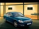 Фото авто Nissan Teana J31, ракурс: 315 цвет: синий