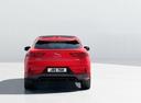 Фото авто Jaguar I-Pace 1 поколение, ракурс: 180 цвет: бордовый