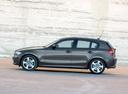 Фото авто BMW 1 серия E81/E82/E87/E88 [рестайлинг], ракурс: 90 цвет: серый
