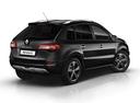 Фото авто Renault Koleos 1 поколение [рестайлинг], ракурс: 225 цвет: черный