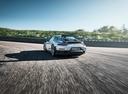 Фото авто Porsche 911 991 [рестайлинг], ракурс: 135 цвет: серебряный