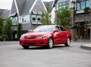 Фото авто Toyota Camry XV40 [рестайлинг], ракурс: 45 цвет: красный