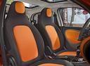 Фото авто Smart Forfour 2 поколение, ракурс: сиденье