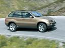 Фото авто BMW X5 E53 [рестайлинг], ракурс: 270 цвет: сафари